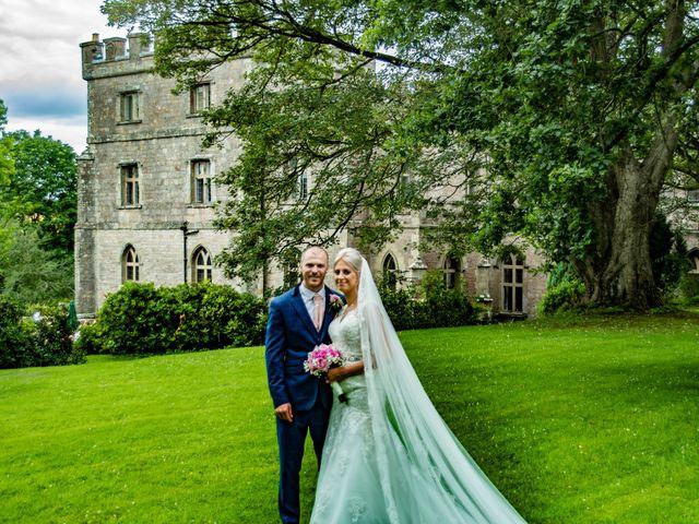 Daniel and Chloe's Wedding in Gloucester, Gloucestershire 38