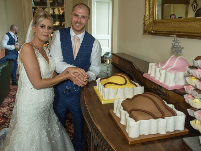 Daniel and Chloe's Wedding in Gloucester, Gloucestershire 49