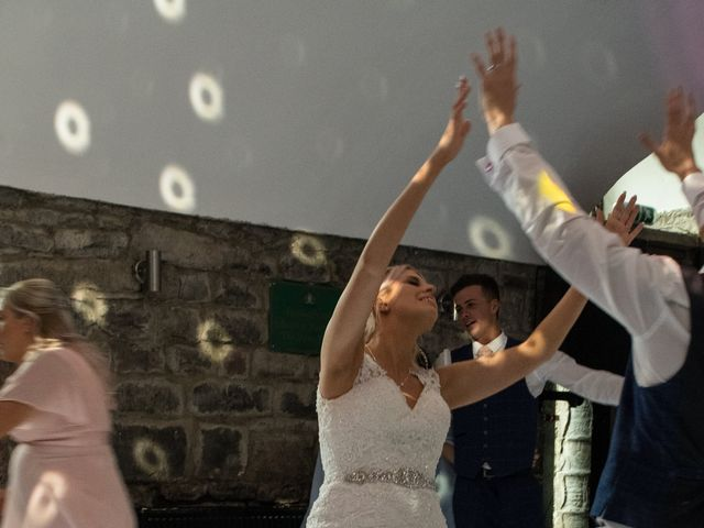 Daniel and Chloe's Wedding in Gloucester, Gloucestershire 53