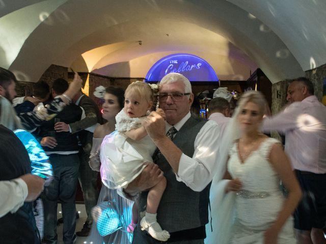 Daniel and Chloe's Wedding in Gloucester, Gloucestershire 57