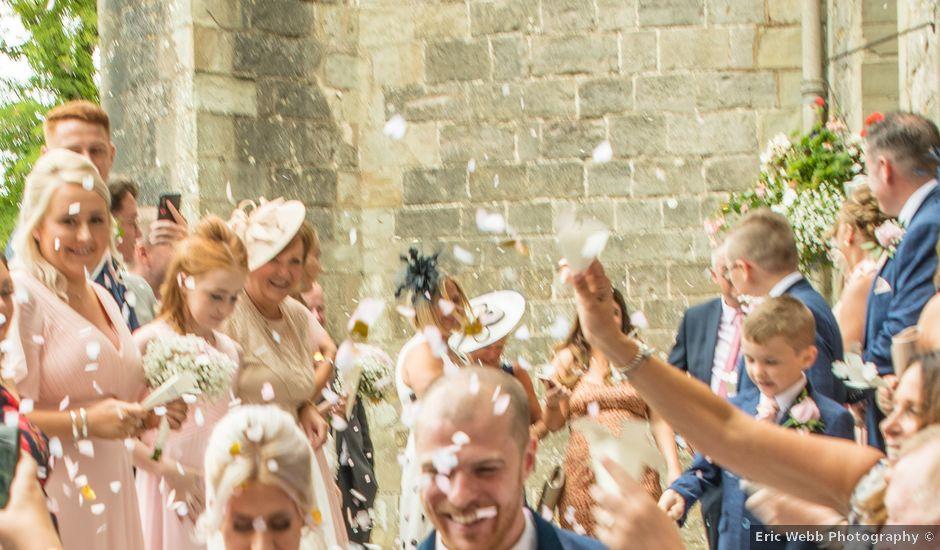 Daniel and Chloe's Wedding in Gloucester, Gloucestershire