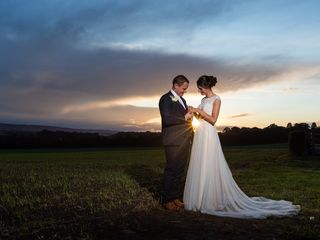 Dominique & Matt's wedding
