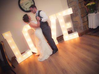 Kyle & Rachael's wedding