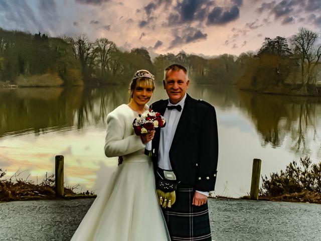 daryl & Kirsty's wedding