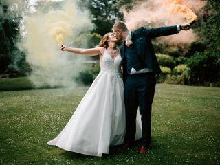 Stephen & Aimee's wedding