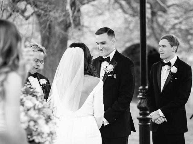 Matthew and Lauren's Wedding in York, North Yorkshire 18