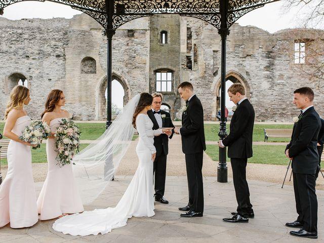 Matthew and Lauren's Wedding in York, North Yorkshire 19