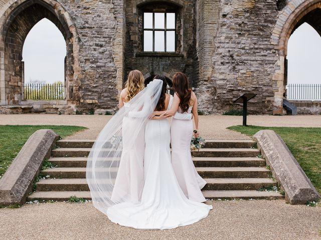Matthew and Lauren's Wedding in York, North Yorkshire 24