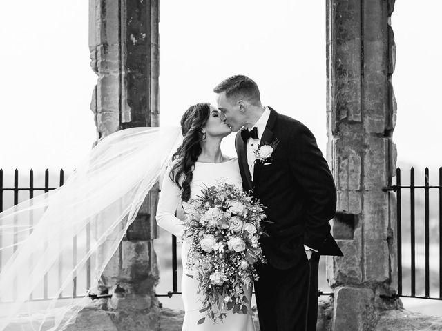Matthew and Lauren's Wedding in York, North Yorkshire 26