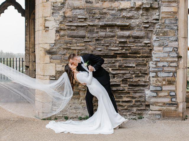 Matthew and Lauren's Wedding in York, North Yorkshire 28