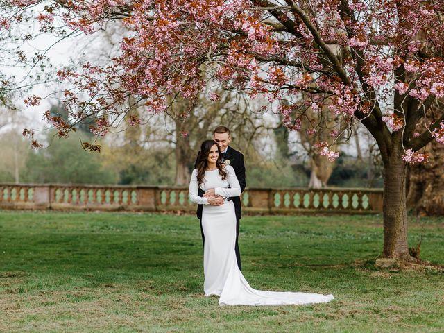 Matthew and Lauren's Wedding in York, North Yorkshire 30
