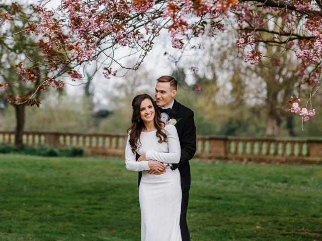 Matthew and Lauren's Wedding in York, North Yorkshire 31