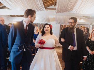 Kayleigh & Karl's wedding 2