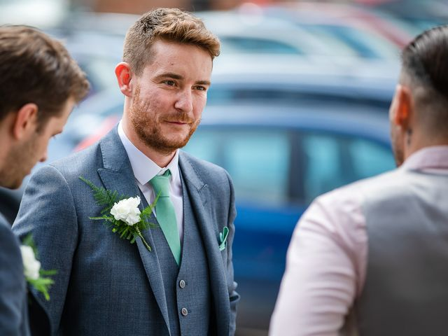 Daniel and Louise's Wedding in Chilham, Kent 13