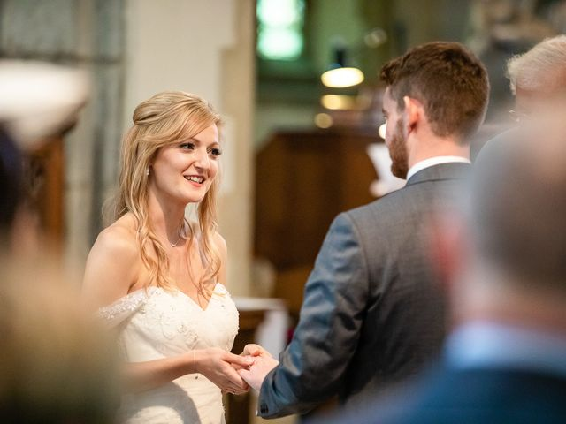 Daniel and Louise's Wedding in Chilham, Kent 26