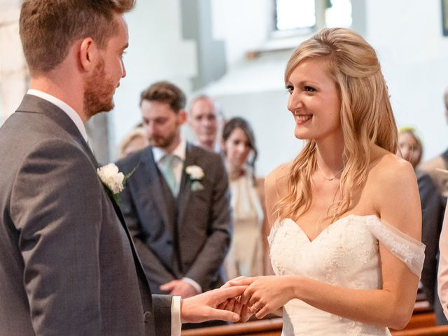 Daniel and Louise's Wedding in Chilham, Kent 29