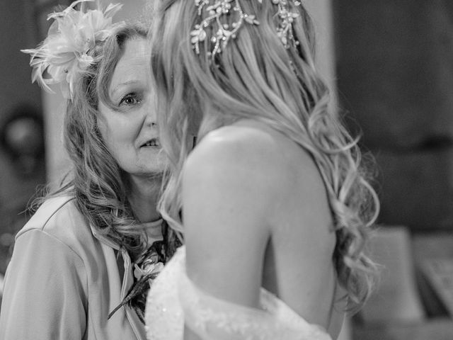 Daniel and Louise's Wedding in Chilham, Kent 32