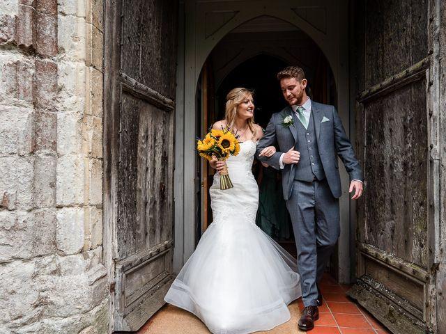 Louise & Daniel's wedding
