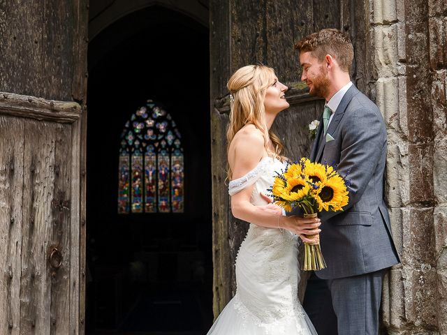 Daniel and Louise's Wedding in Chilham, Kent 46