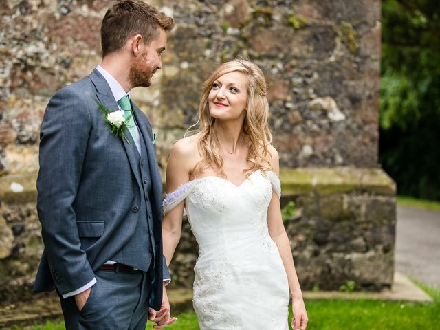 Daniel and Louise's Wedding in Chilham, Kent 47