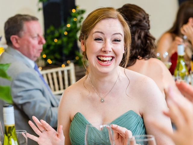 Daniel and Louise's Wedding in Chilham, Kent 54