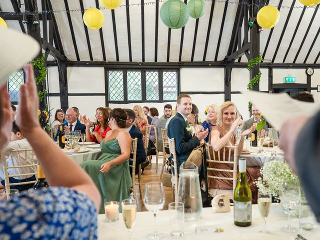 Daniel and Louise's Wedding in Chilham, Kent 55