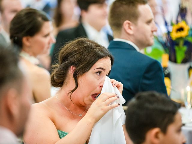 Daniel and Louise's Wedding in Chilham, Kent 62