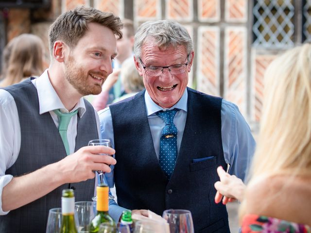 Daniel and Louise's Wedding in Chilham, Kent 72