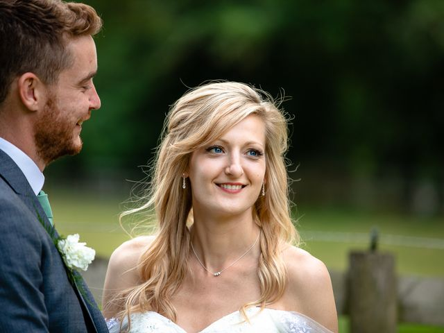 Daniel and Louise's Wedding in Chilham, Kent 75