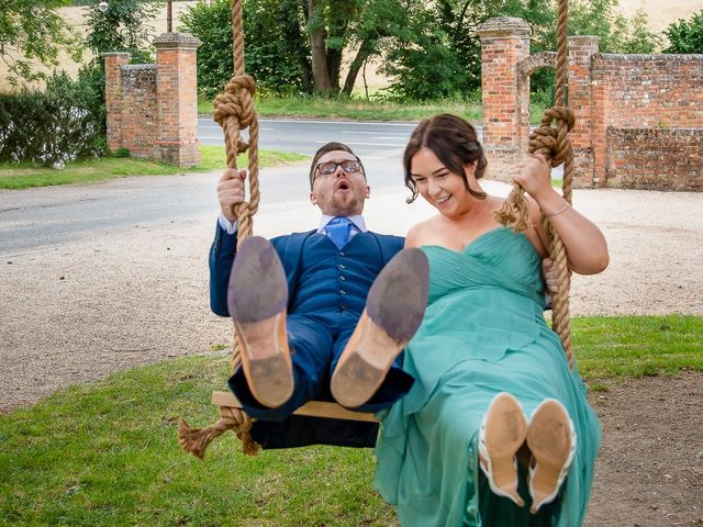 Daniel and Louise's Wedding in Chilham, Kent 78
