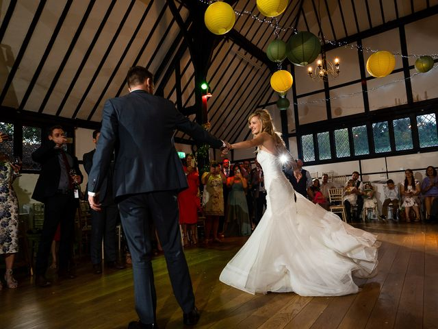 Daniel and Louise's Wedding in Chilham, Kent 80