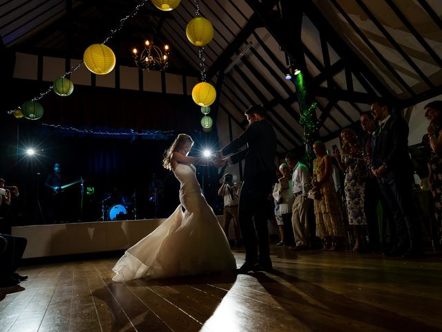 Daniel and Louise's Wedding in Chilham, Kent 82