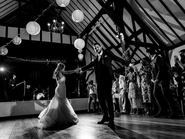 Daniel and Louise's Wedding in Chilham, Kent 84