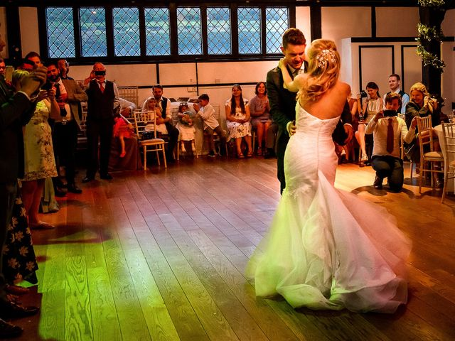 Daniel and Louise's Wedding in Chilham, Kent 89