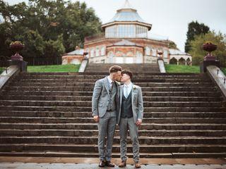 Josh & Michael's wedding 2