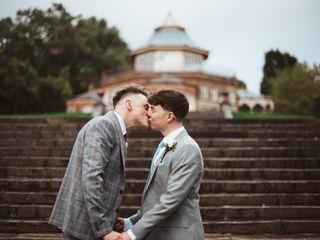 Josh & Michael's wedding 3