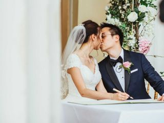 Jessie & Ben's wedding