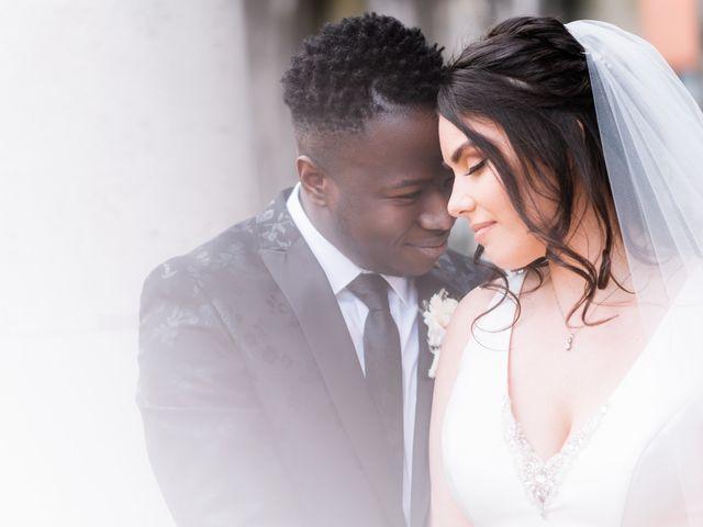 Anaïs & Shemaiah's wedding