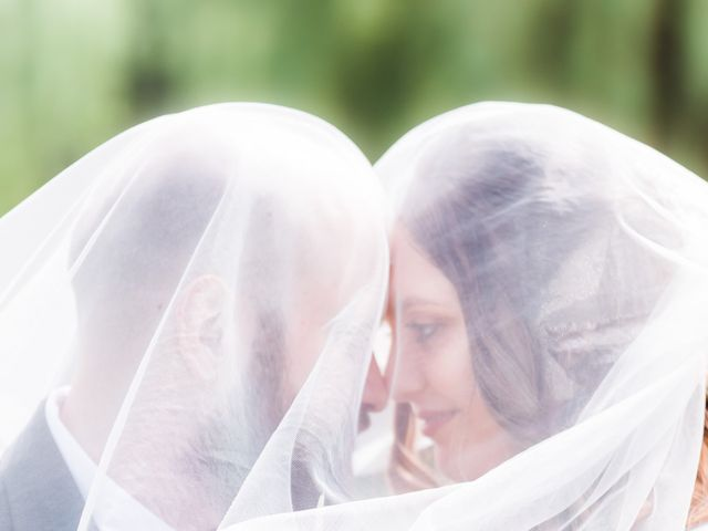 Lucas and Amelia's Wedding in Billesley, West Midlands 17