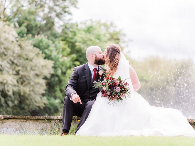 Amelia & Lucas's wedding
