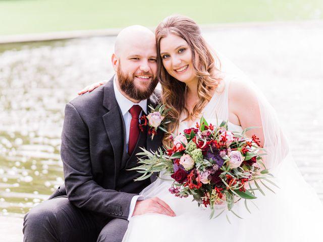 Lucas and Amelia's Wedding in Billesley, West Midlands 18