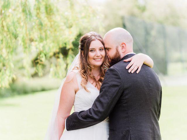 Lucas and Amelia's Wedding in Billesley, West Midlands 22