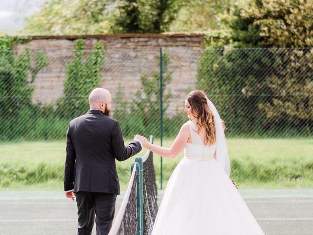 Lucas and Amelia's Wedding in Billesley, West Midlands 24