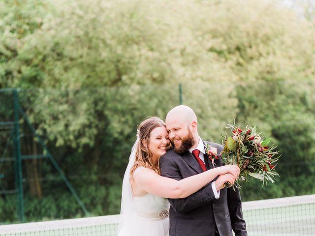 Lucas and Amelia's Wedding in Billesley, West Midlands 26