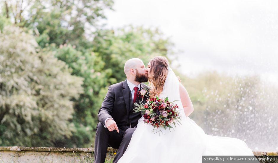 Lucas and Amelia's Wedding in Billesley, West Midlands