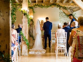 Anna & Guy's wedding 2