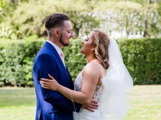 Anna & Guy's wedding