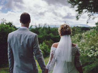 Hannah & Vic's wedding