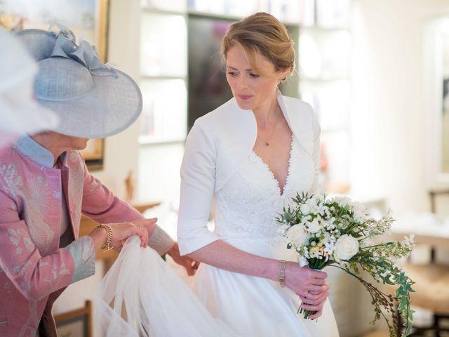 Edward and Rachel's Wedding in Woodstock, Oxfordshire 24