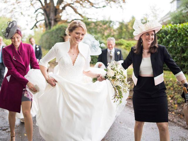 Edward and Rachel's Wedding in Woodstock, Oxfordshire 28